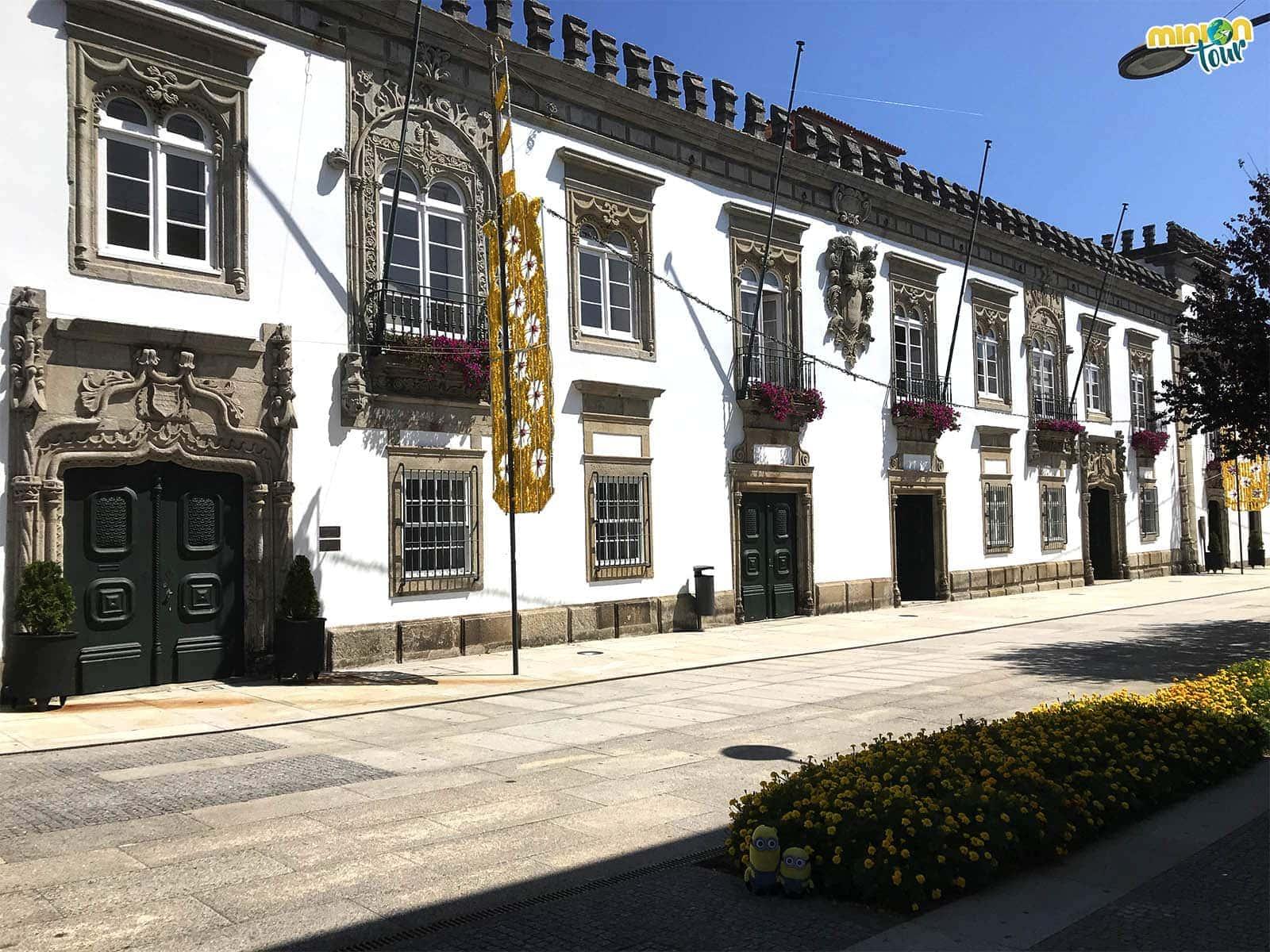 Casas y palacios no pueden faltar entre los lugares que ver en Viana do Castelo