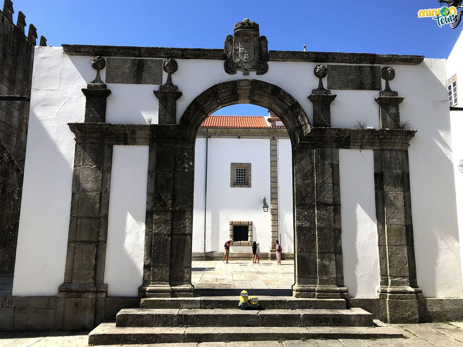 Puerta en Viana do Castelo