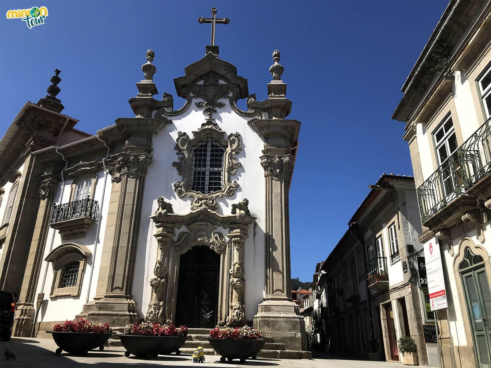 Una de las capillas de Viana do Castelo