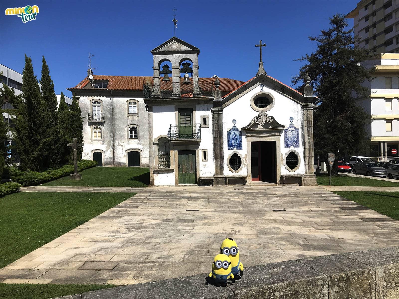 La Capilla de las Almas, una de las cosas que tienes que ver en Viana do Castelo