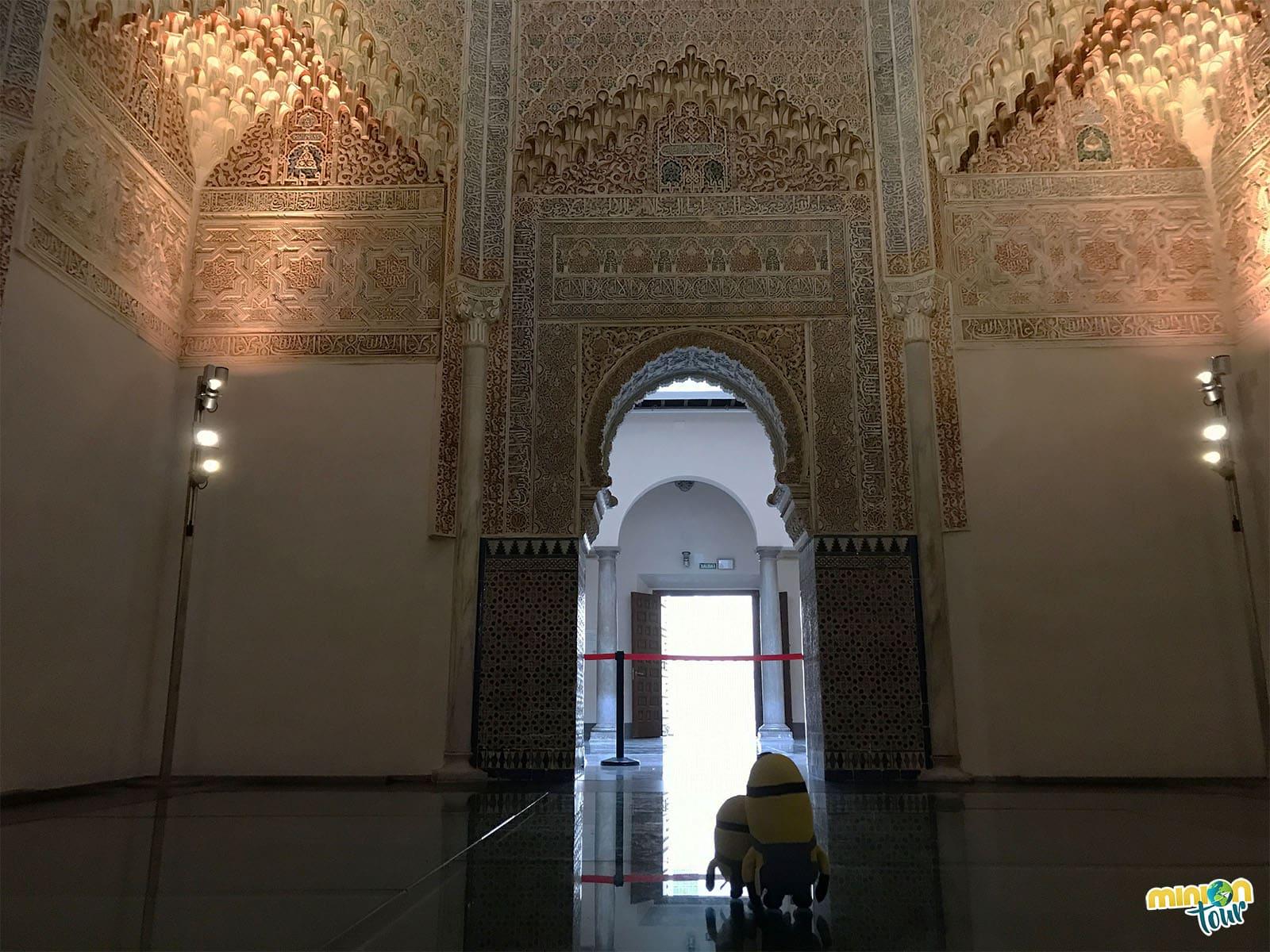 El Palacio de la Madraza es otra de las cosas que tienes que ver en Granada