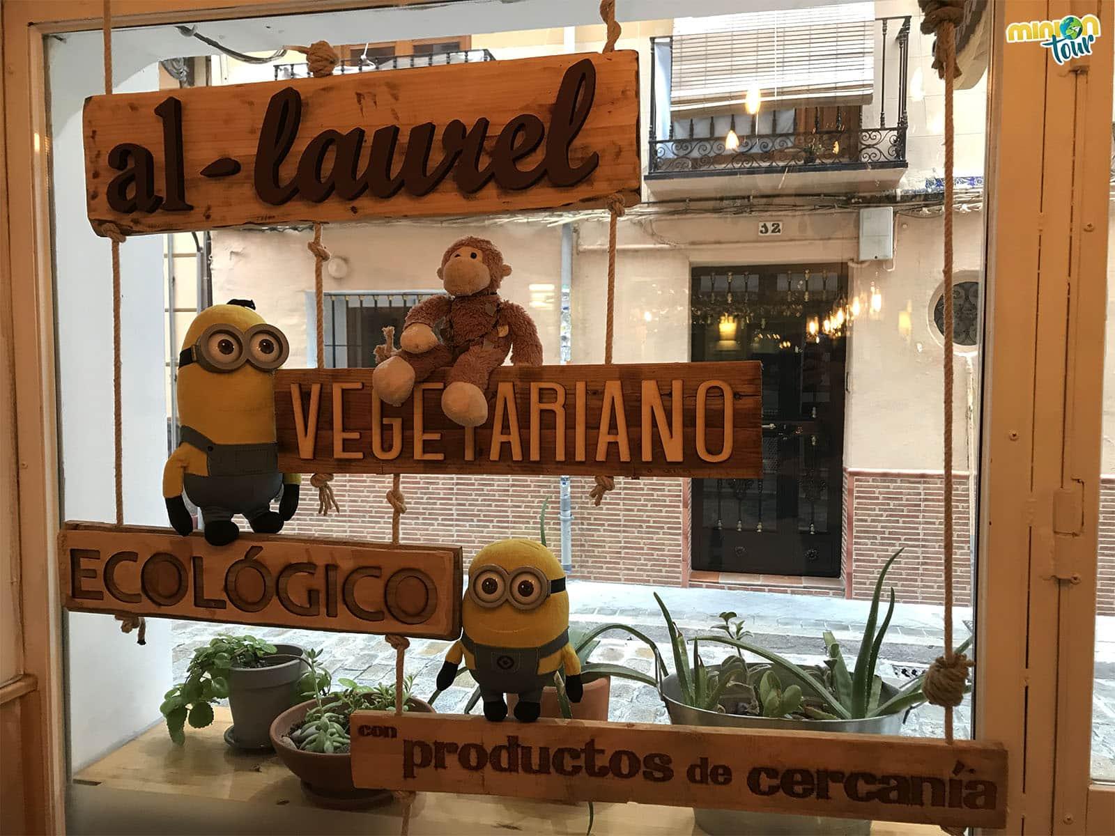Al-Laurel en Granada