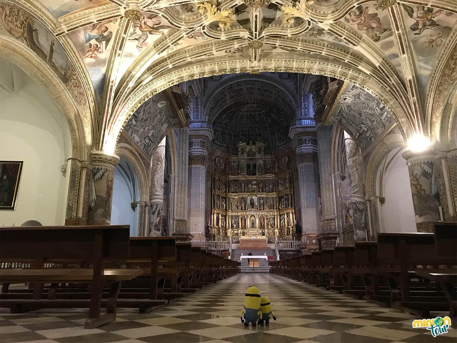 Tienes que ver en Granada el Monasterio de San Jerónimo