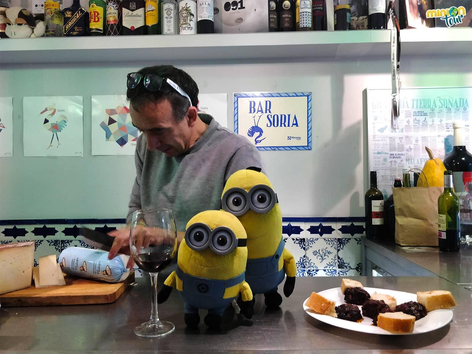 Bar Soria en Granada