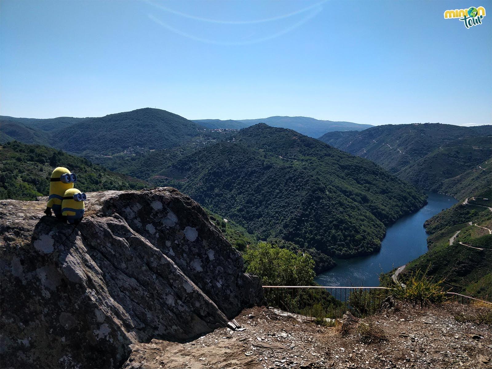 El Mirador de Matacás, unas vistas al Cañón del Sil que te quitarán el hipo