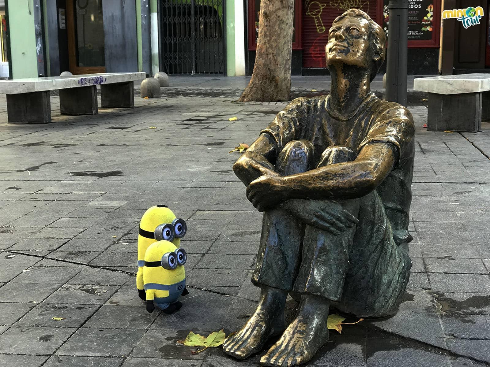 Escultura en Zaragoza