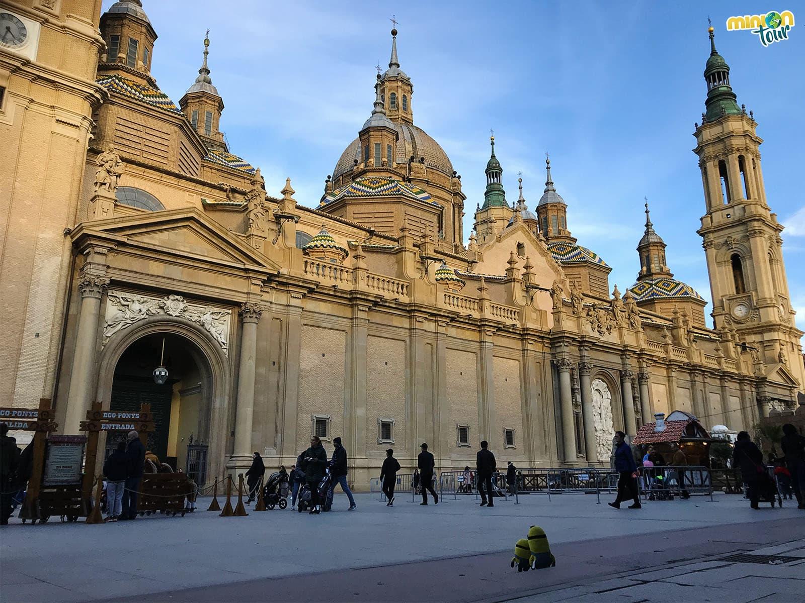 La Basílica del Pilar, una de las cosas que tienes que ver en Zaragoza