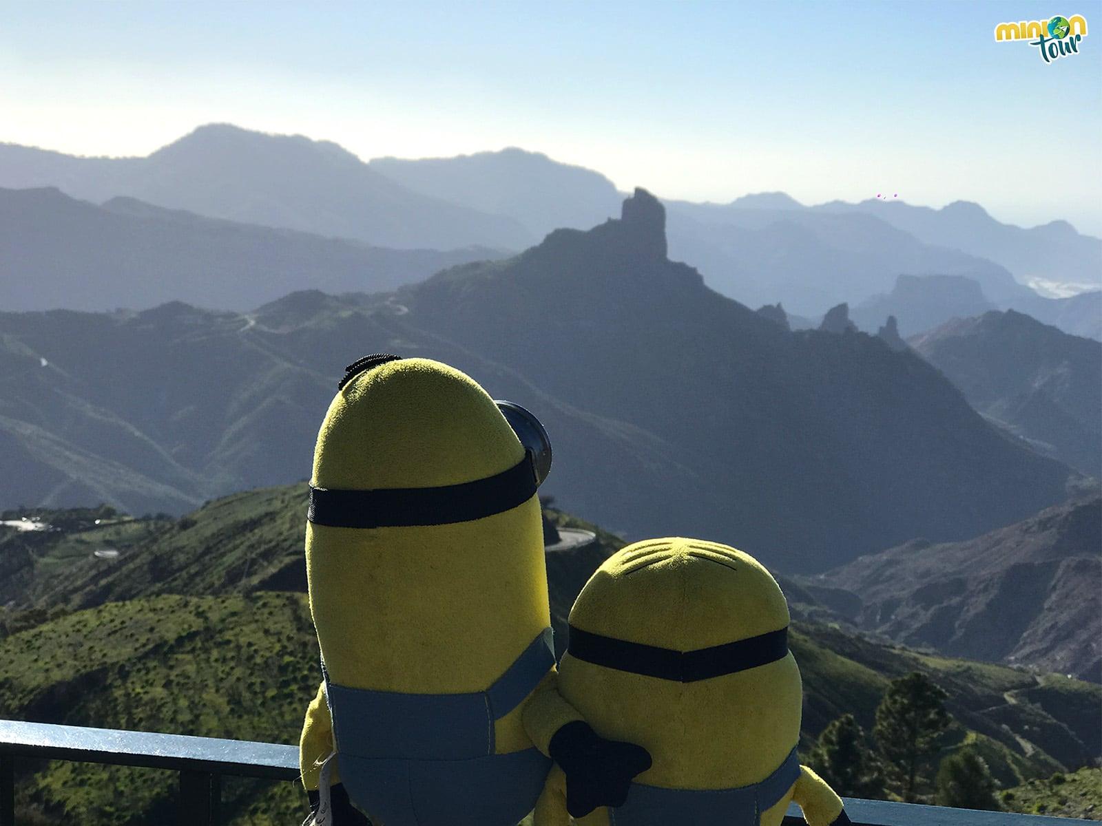 Unas vistas de ensueño en Gran Canaria