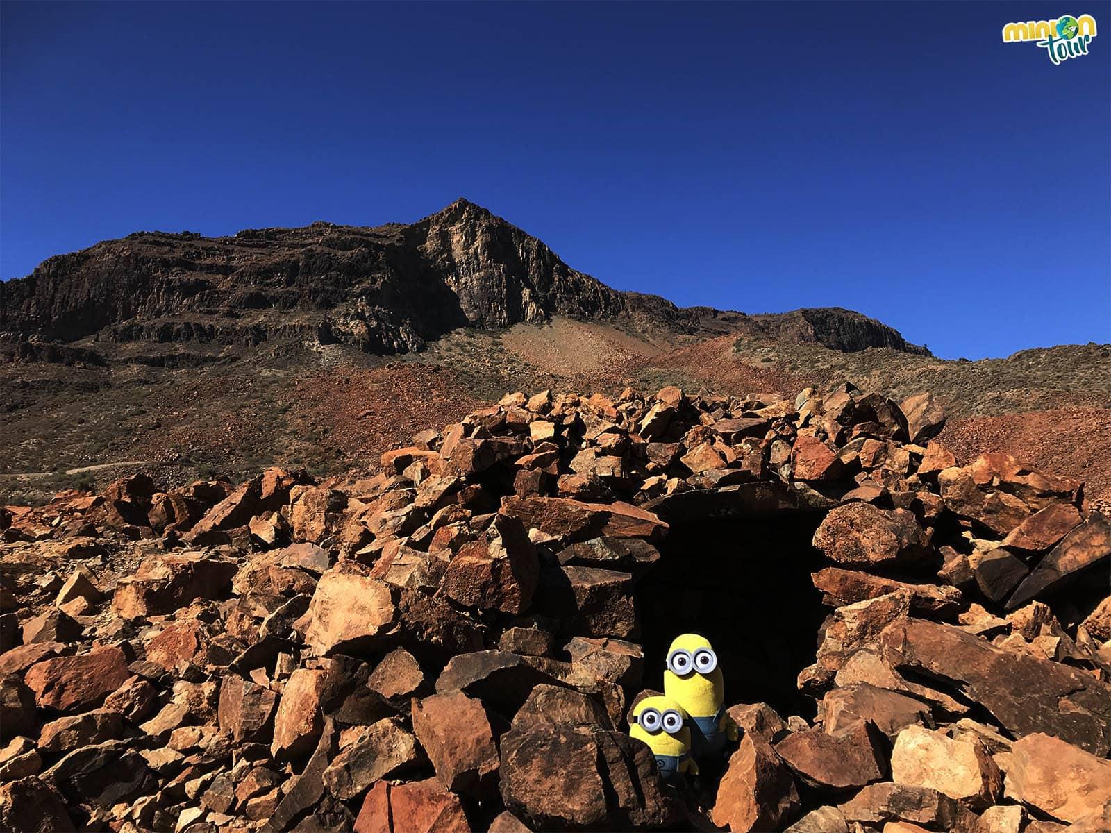 Túmulo del Rey en Arteara
