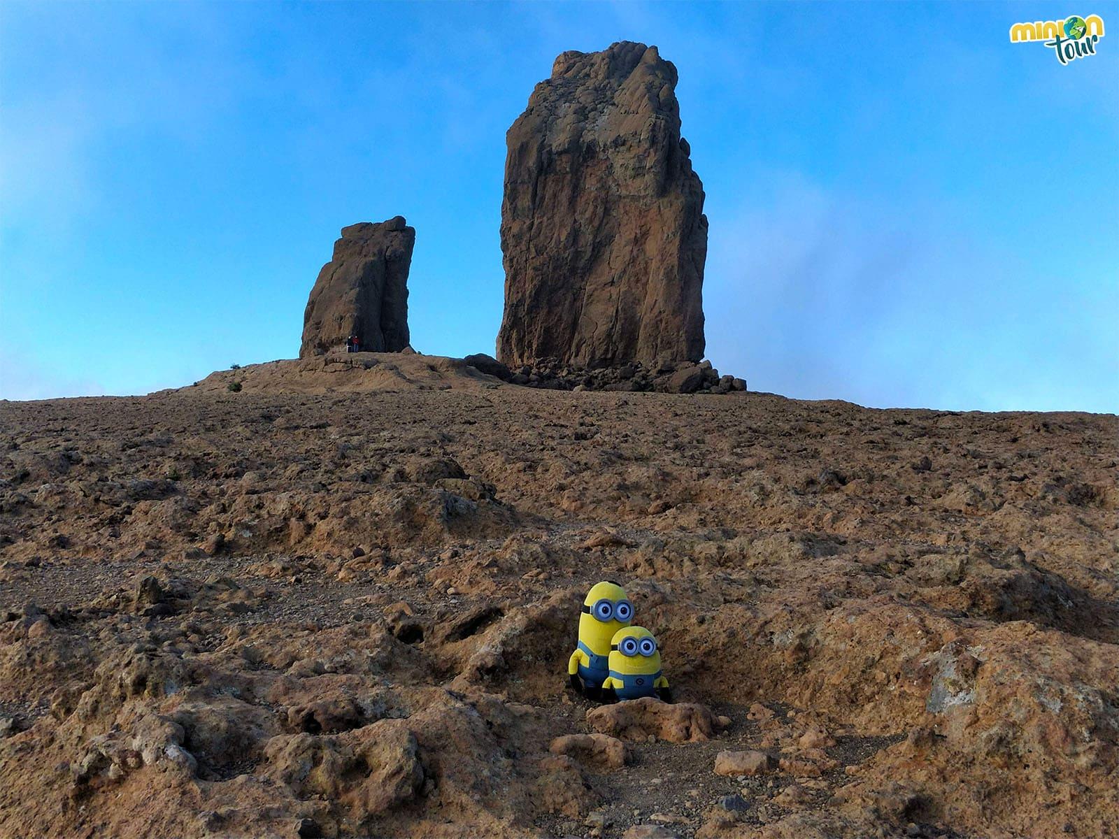 El Roque Nublo, sin duda una de las cosas que ver en Gran Canaria