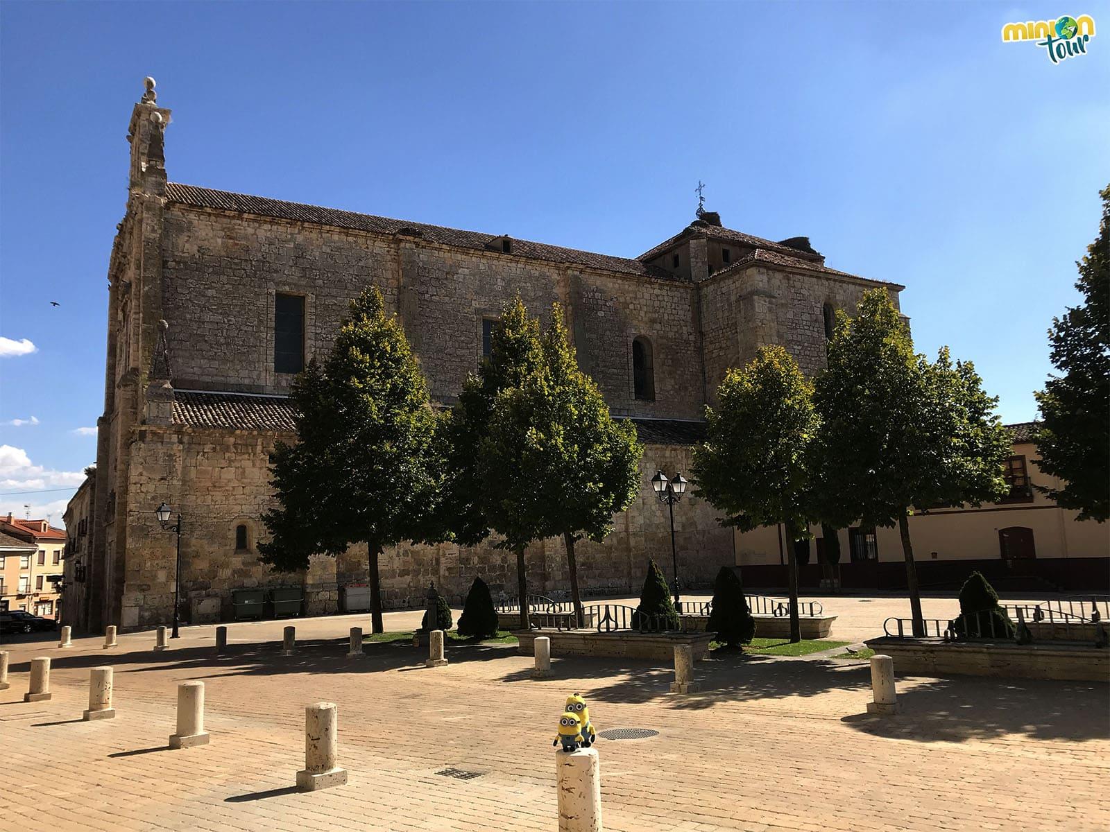 La Iglesia y Convento de San Agustín