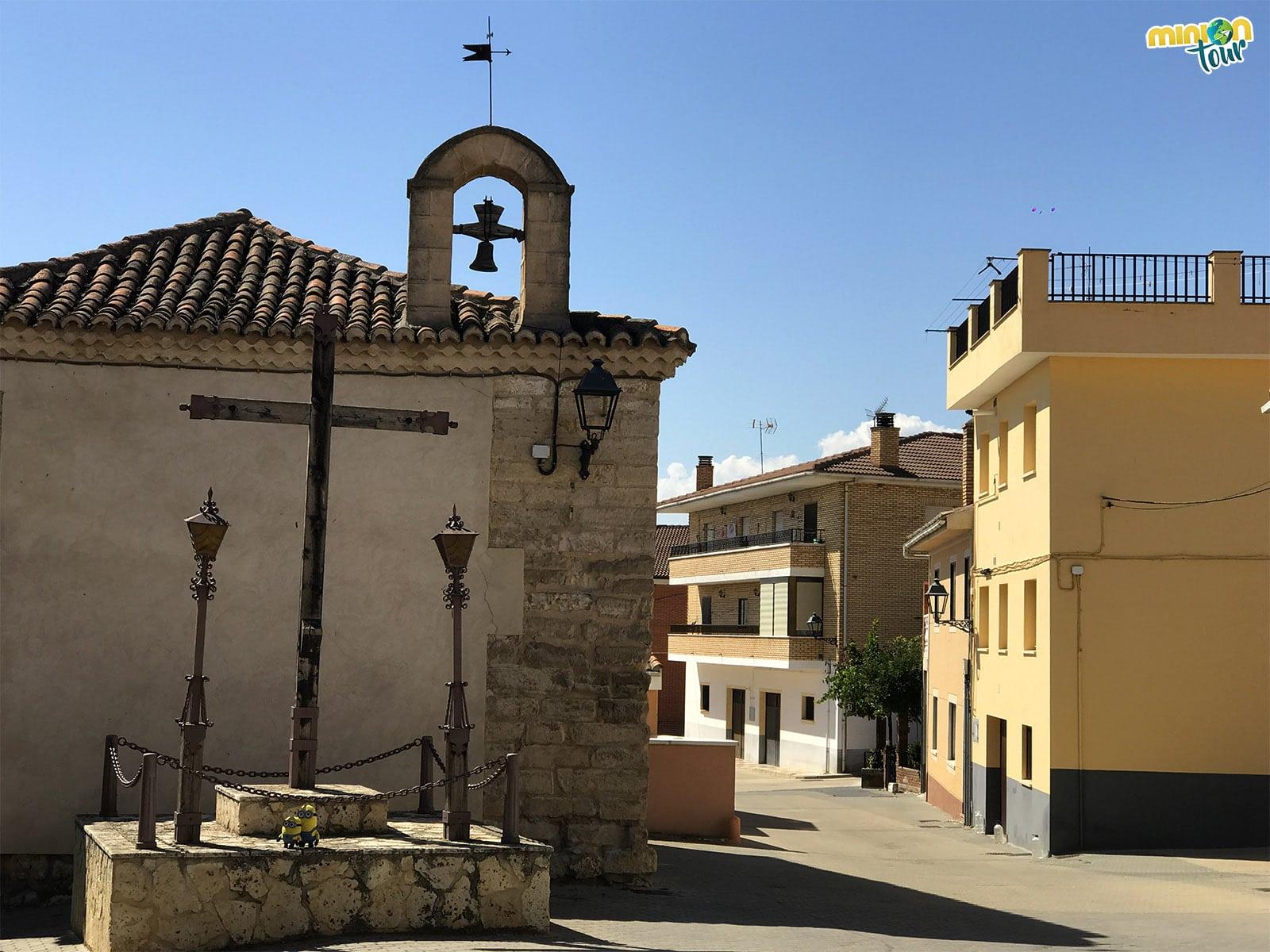 Ermita del Cristo, uno de los lugares que ver en Dueñas