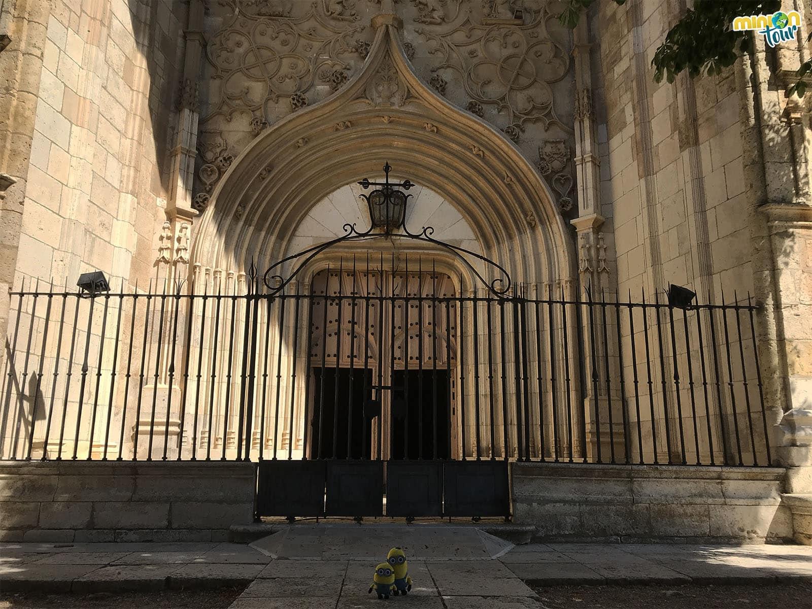 Iglesia de Santa María de la Asunción, uno de los lugares que ver en Dueñas