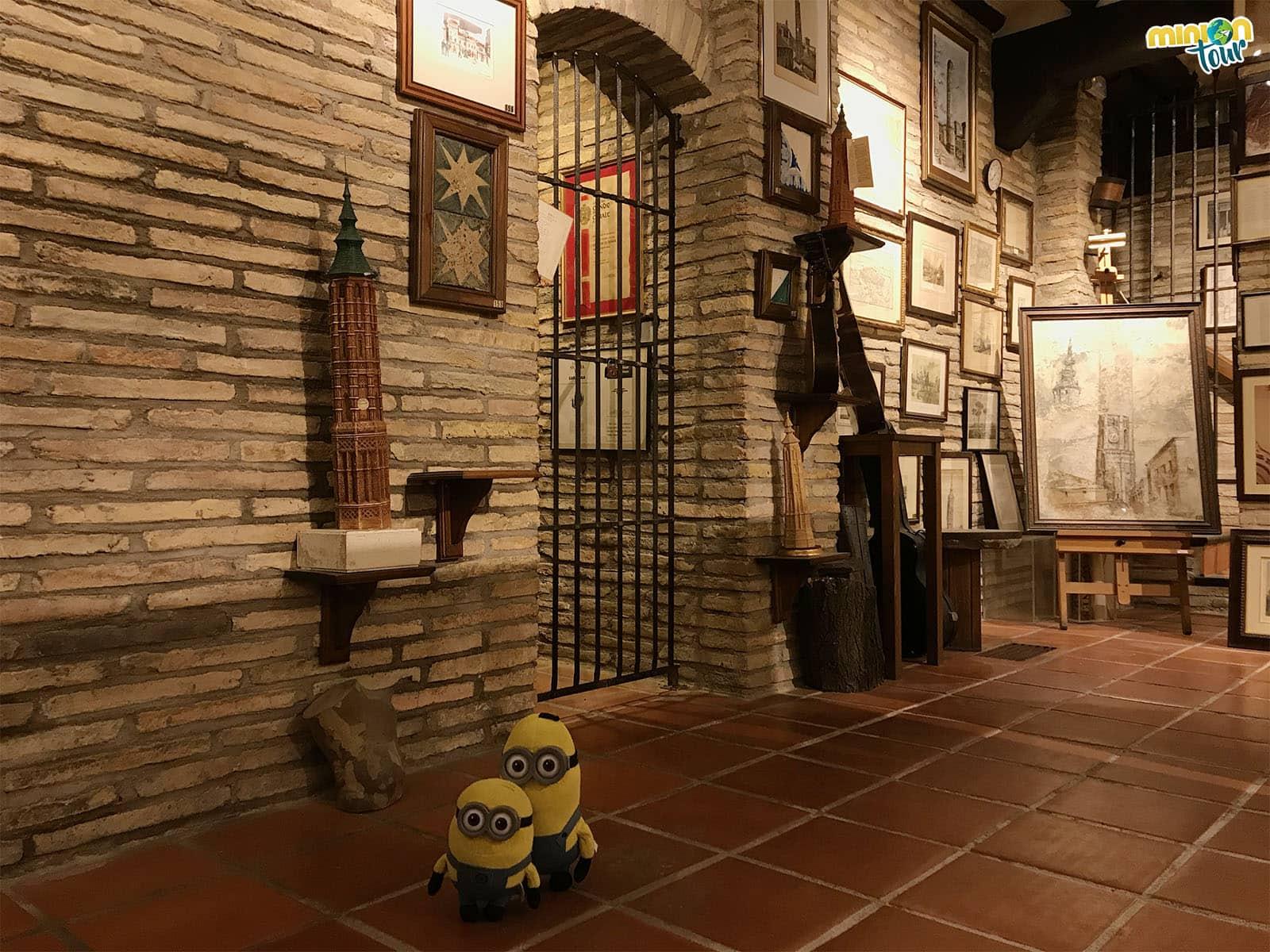 Museo de la Torre Nueva, una de las cosas que tienes que ver en Zaragoza
