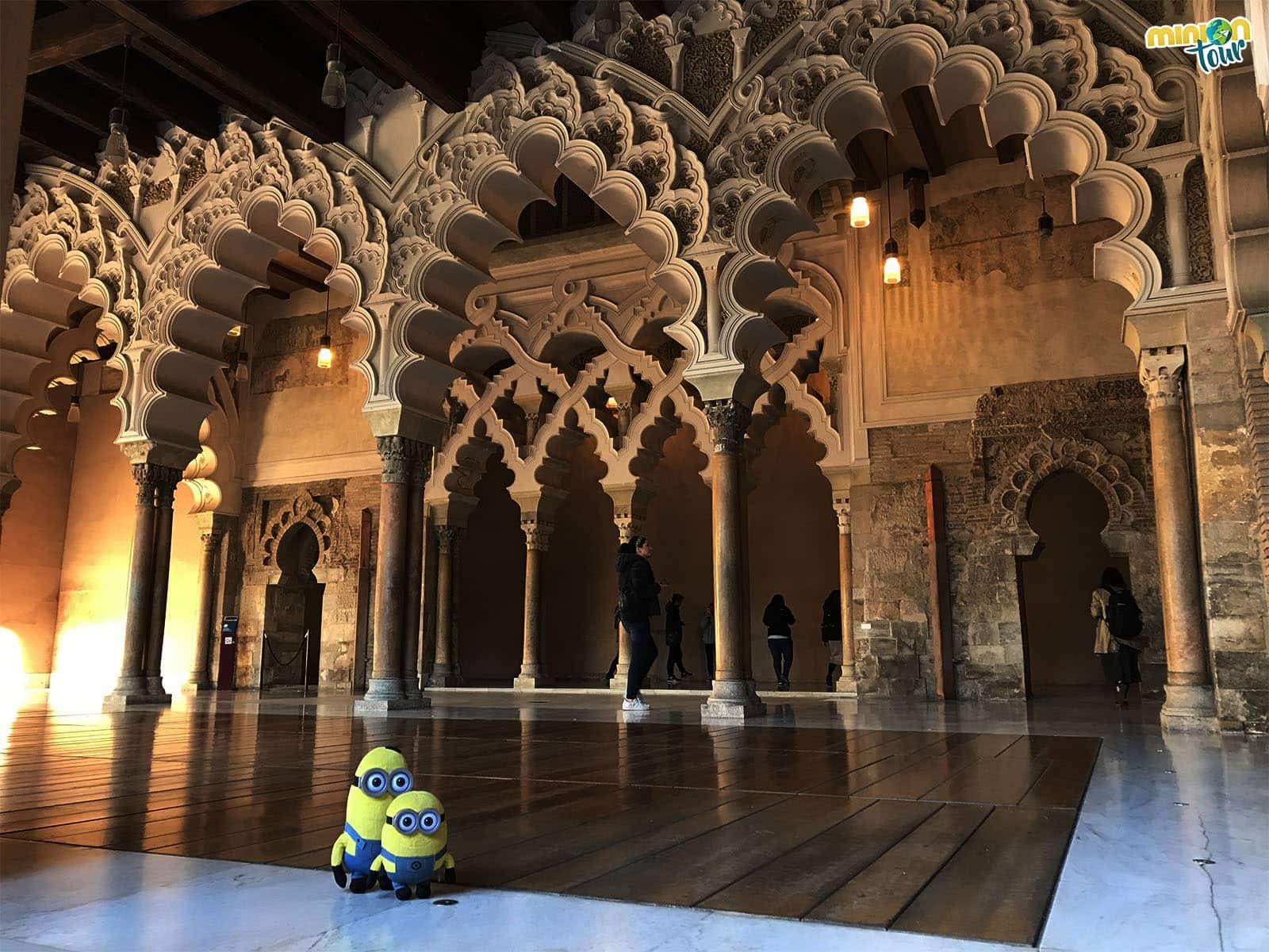 El Palacio de la Aljafería, una de las cosas que tienes que ver en Zaragoza