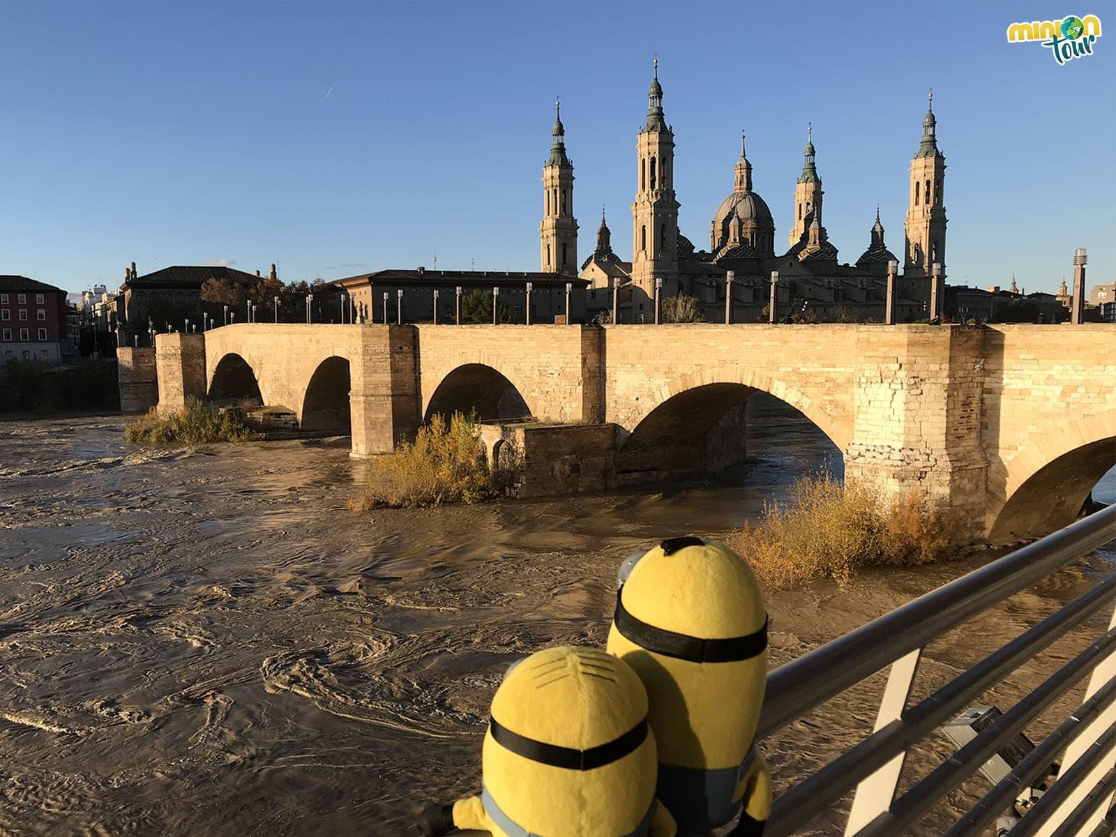 El Puente de Piedra, una de las cosas que tienes que ver en Zaragoza