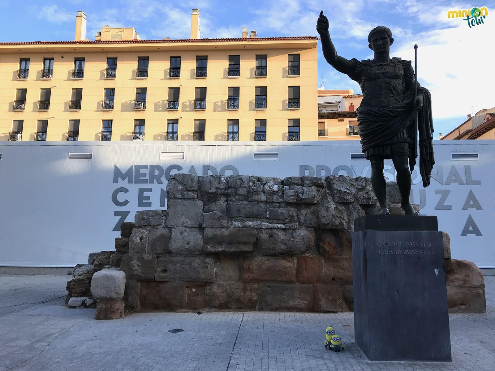La muralla de Zaragoza, una de las cosas que tienes que ver en Zaragoza