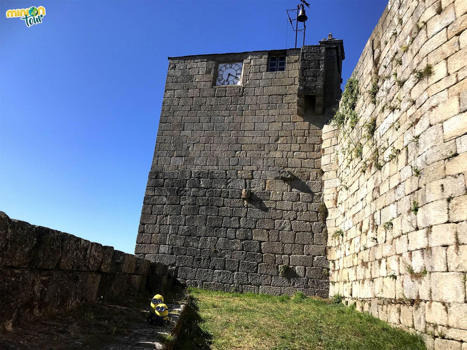 El reloj de la torre