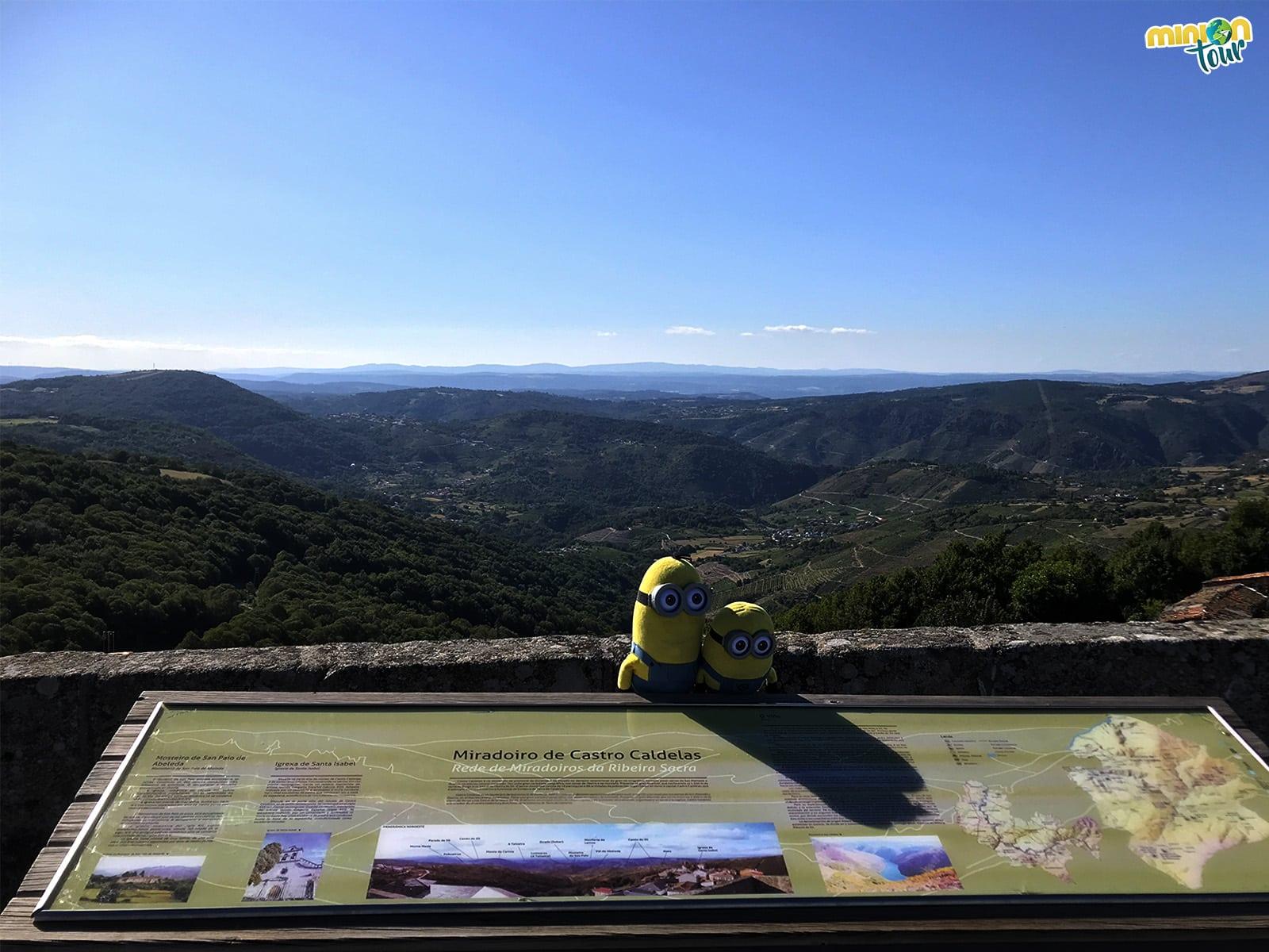 Las vistas desde lo alto