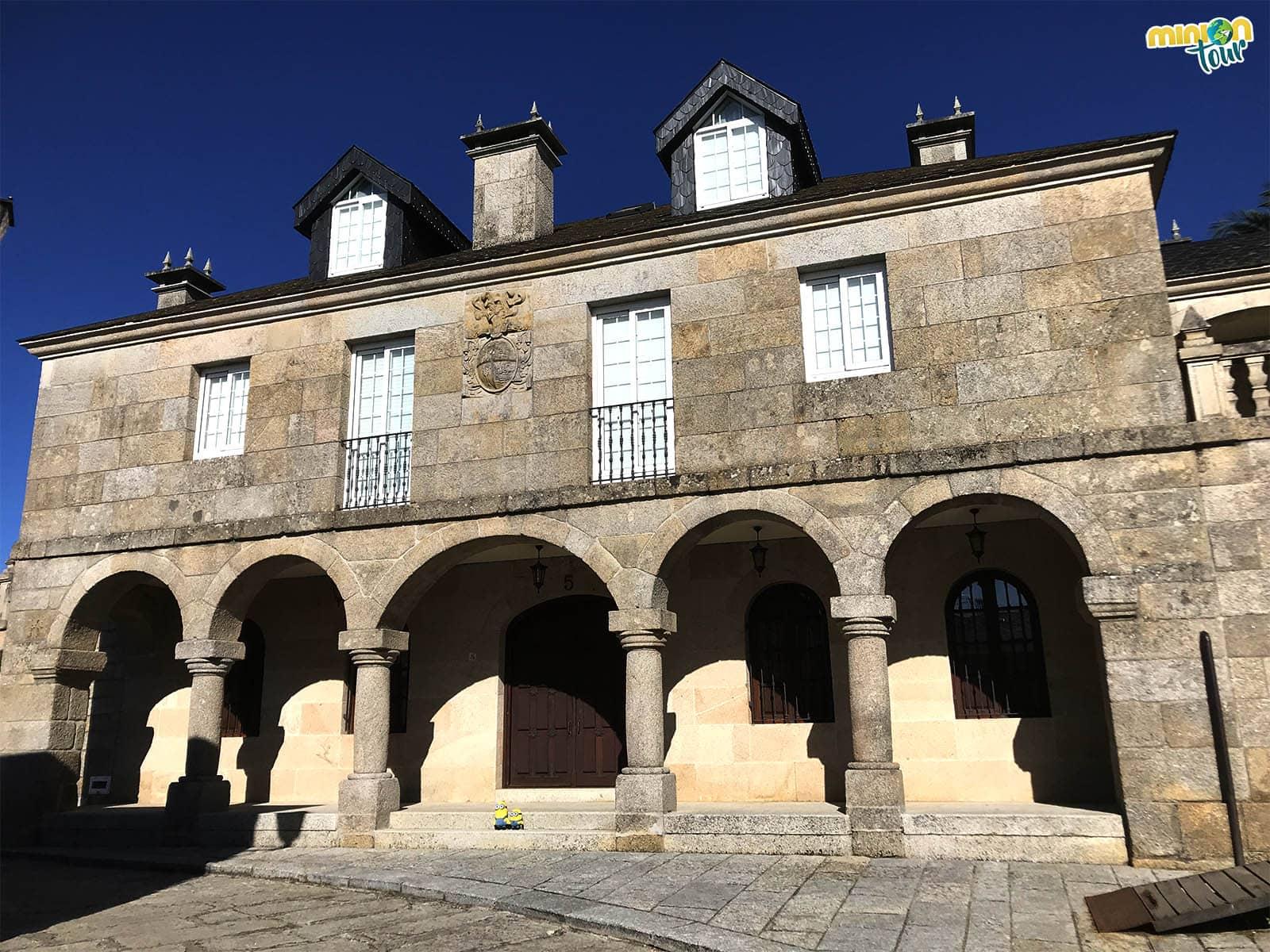 Casa de Castro Caldelas