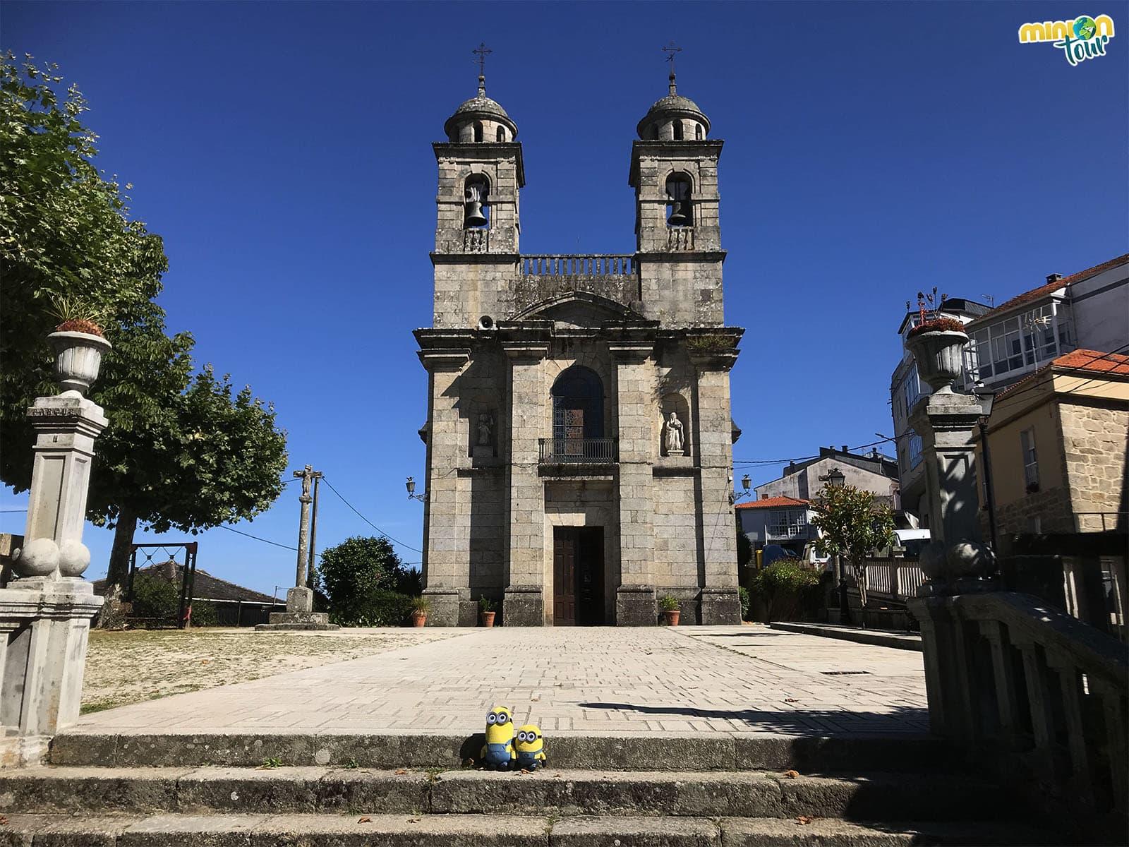 El Santuario de Nuestra Señora de los Remedios, otro de los sitios que ver en Castro Caldelas