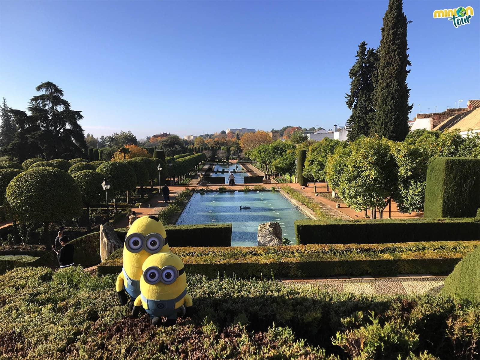 En Córdoba no te puedes perder el Alcázar de los Reyes Cristianos