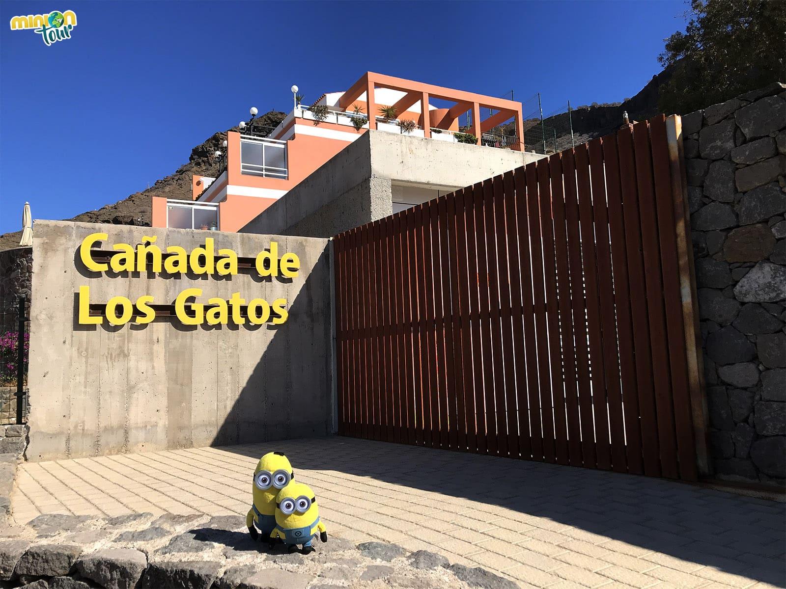 Yacimiento Arqueológico de La Cañada de Los Gatos
