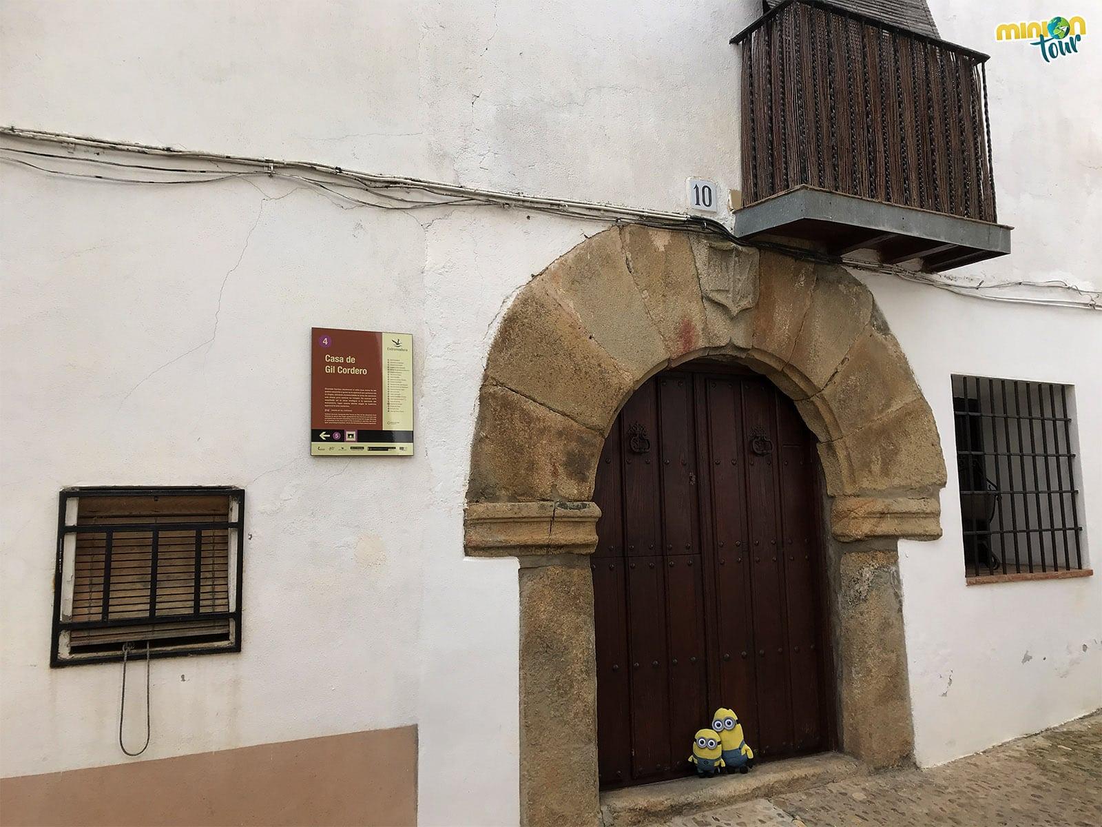 La casa de Gil Cordero, el pastor que encontró a la Virgen de Guadalupe