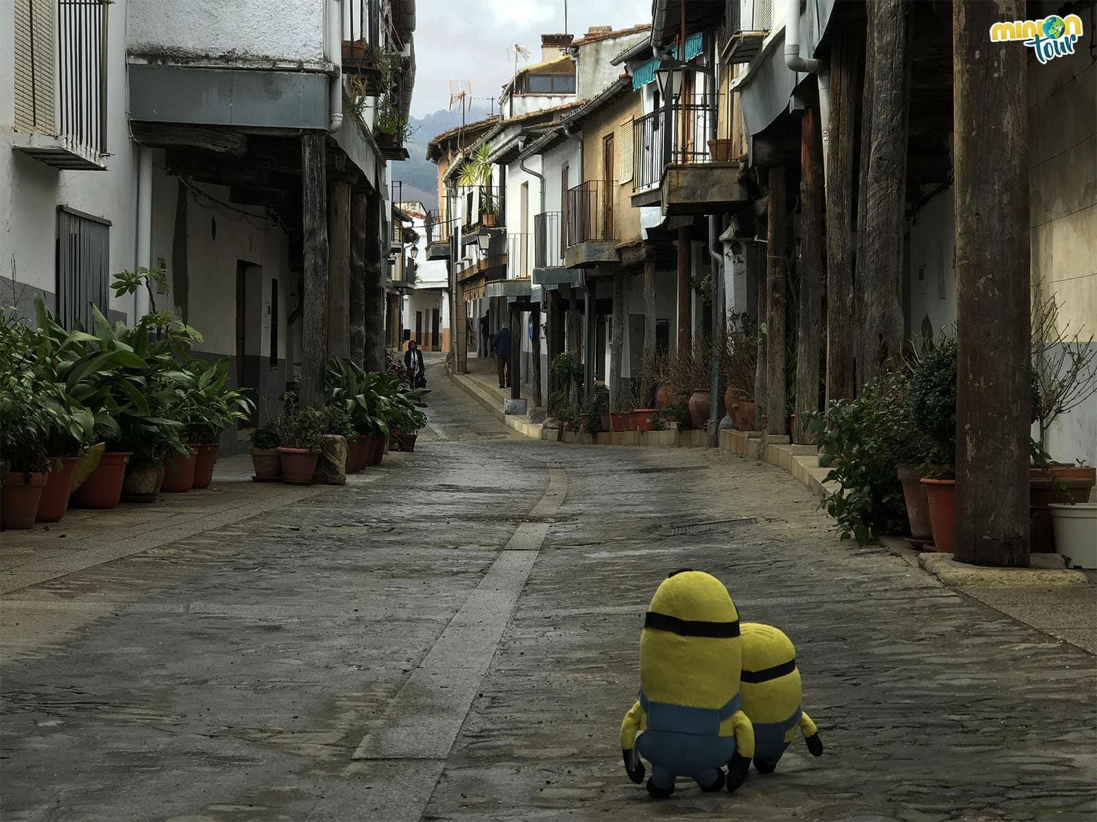 Calle de Ruperto Cordero