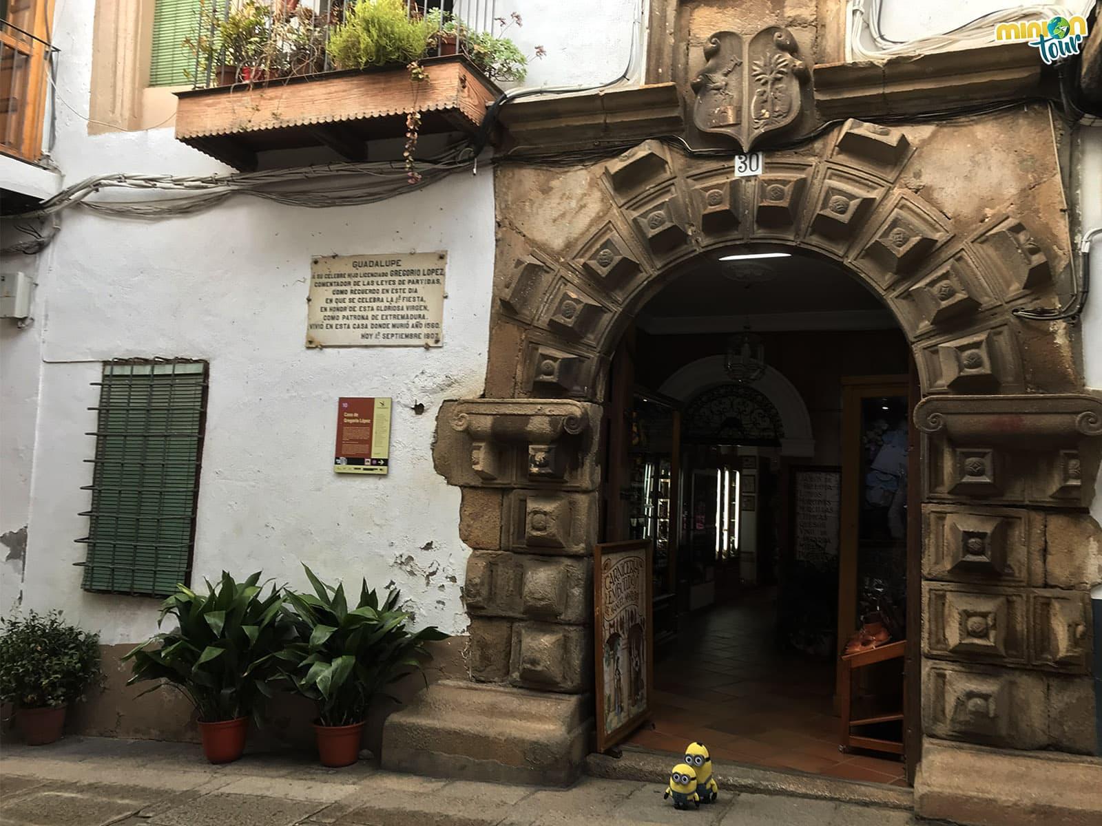 Casa de Gregorio López