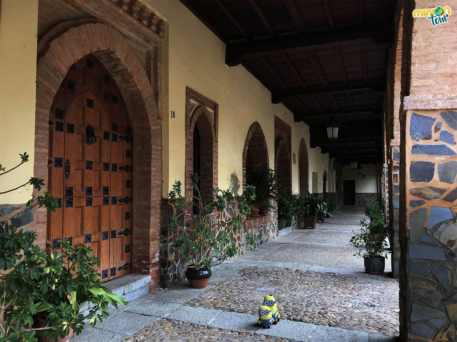 Galería mudéjar de Guadalupe