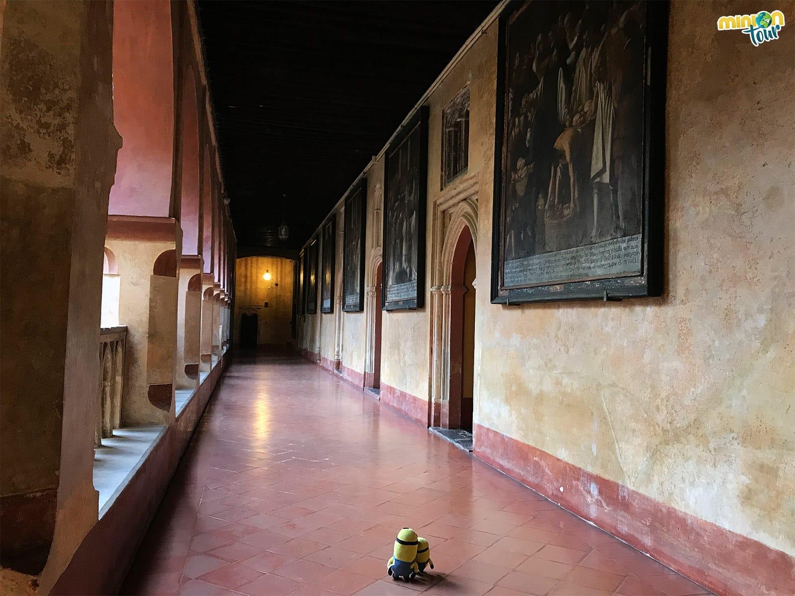 Galería del claustro