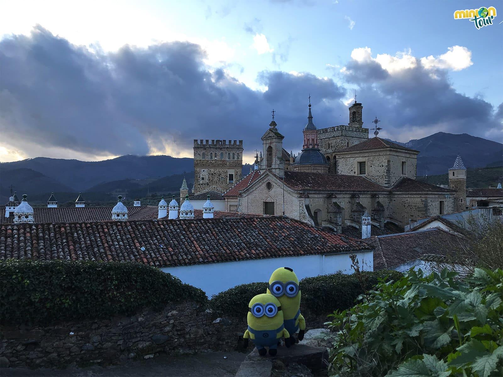 Monasterio de Guadalupe, la casa de la Virgen de Guadalupe