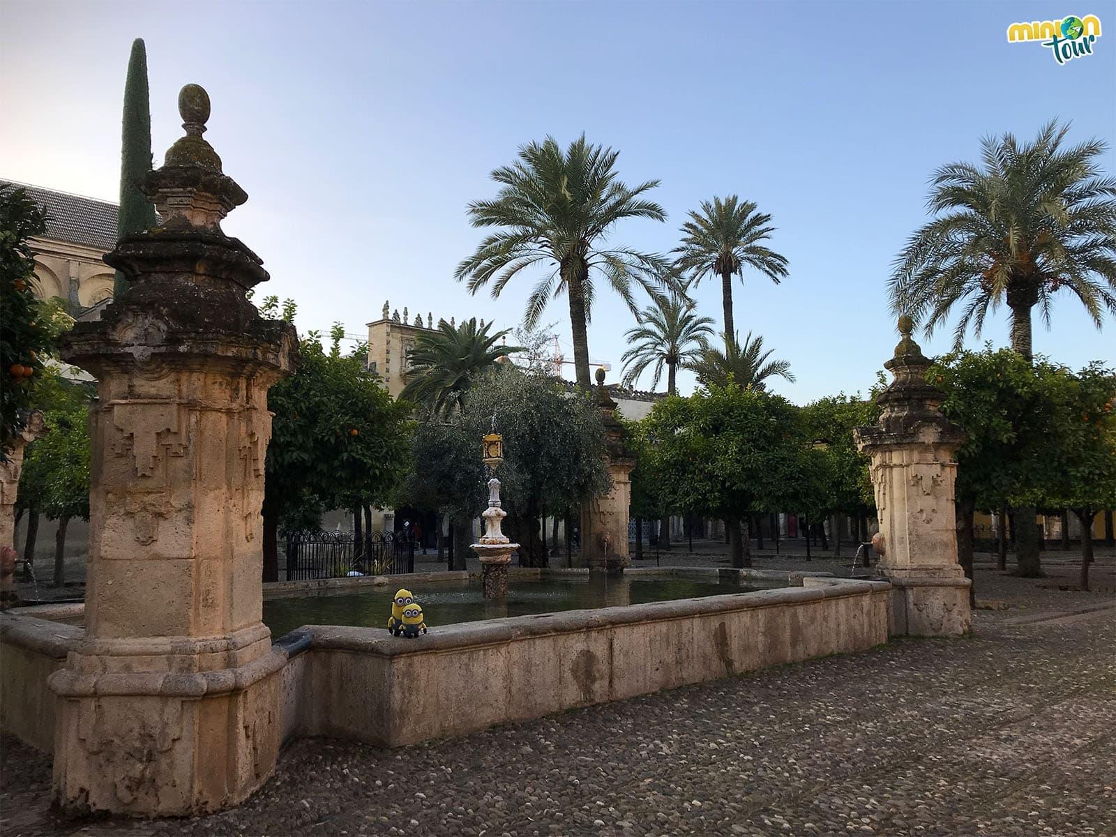 La visita al Patio de los Naranjos de la Mezquita Catedral de Córdoba es gratis
