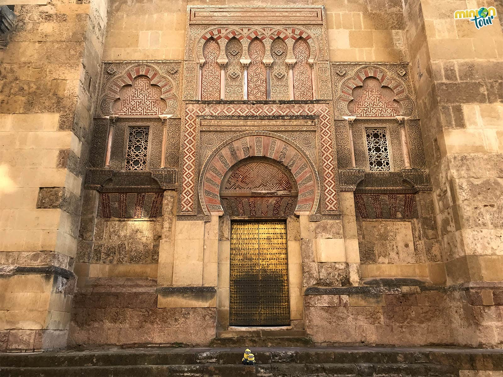 Paseando por las puertas de la Mezquita