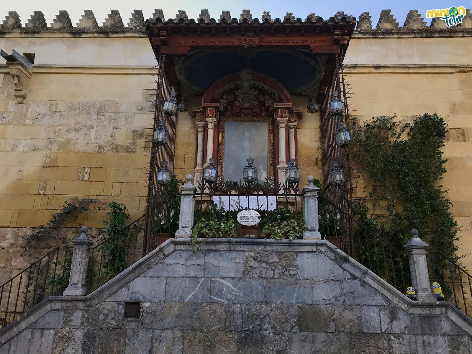 Virgen de los Faroles de Córdoba