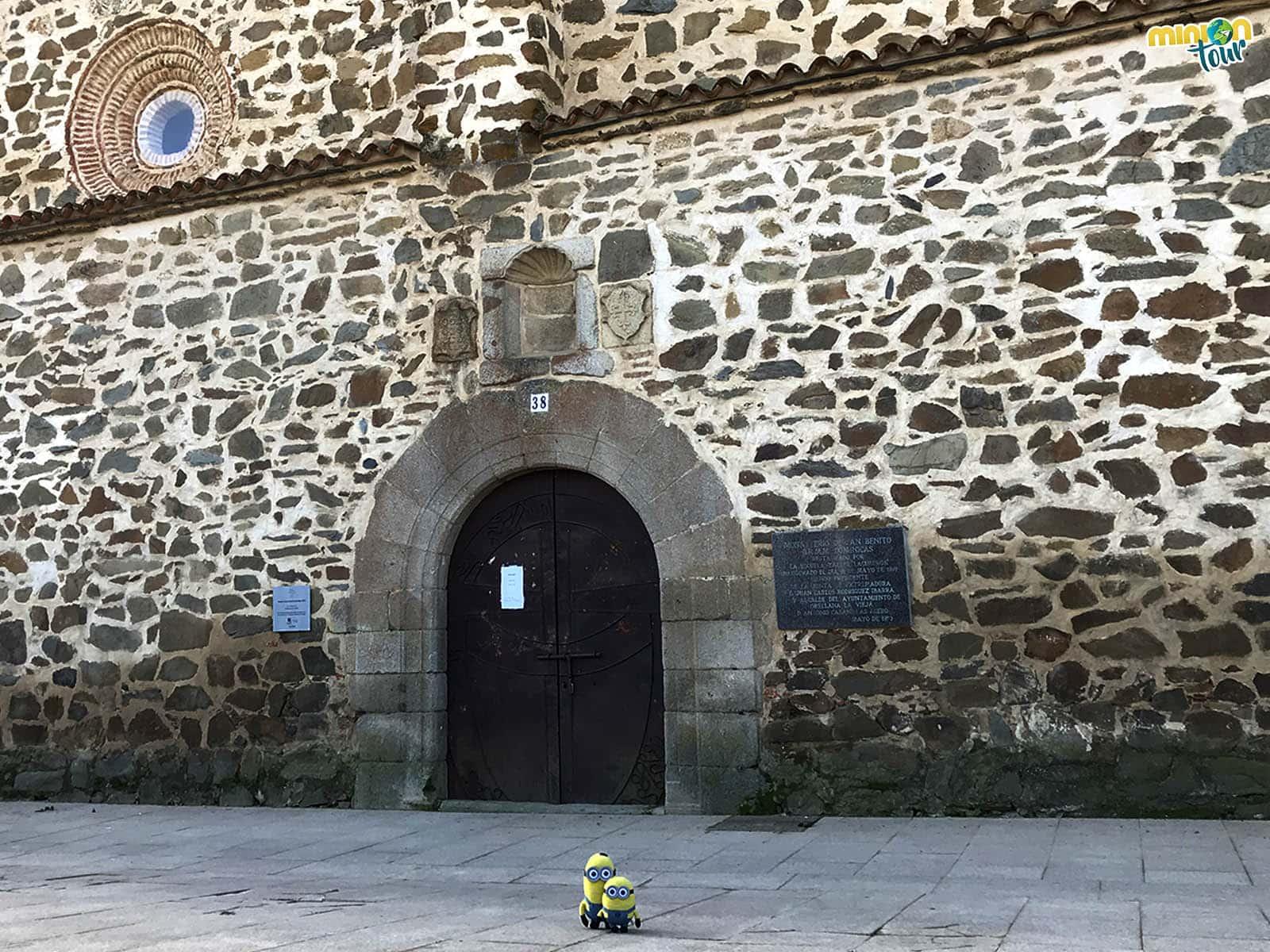 Convento de San Benito de Orellana la Vieja