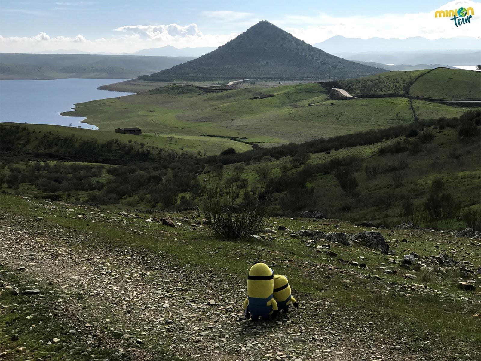Alucinando con el Cerro Masatrigo y los paisajes de La Siberia Extremeña