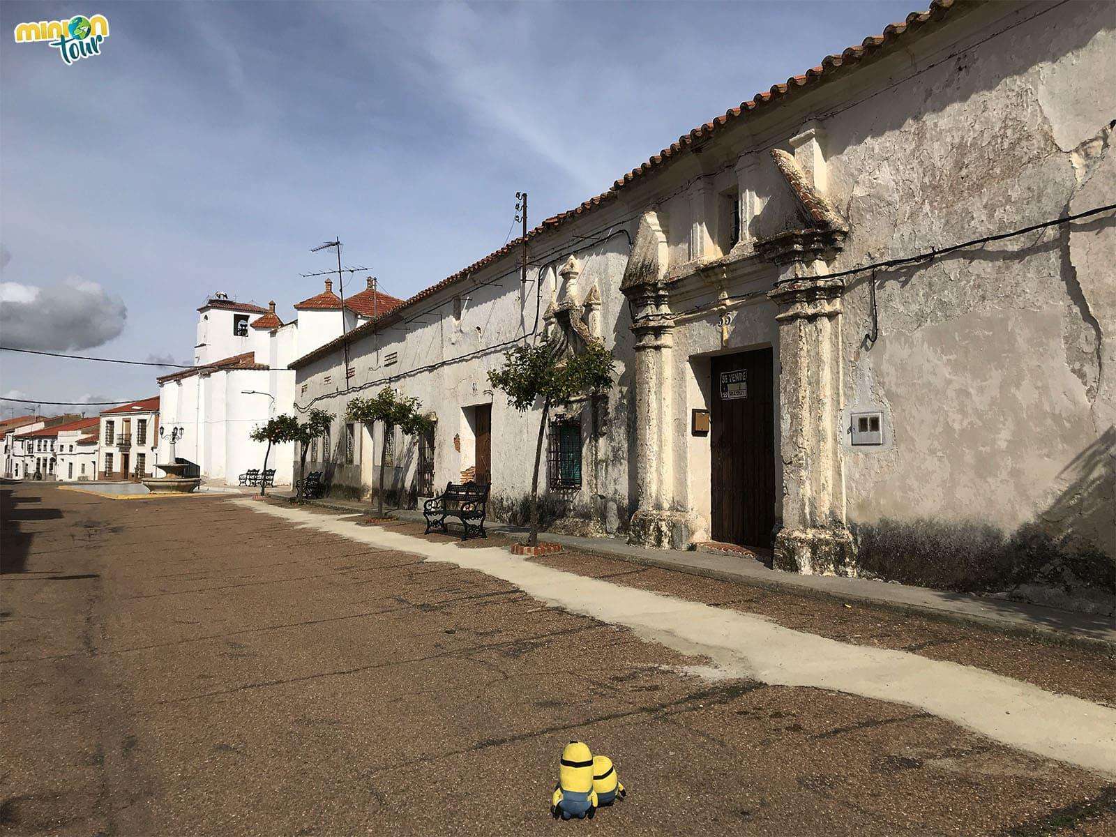 Calle de Sancti-Spiritus