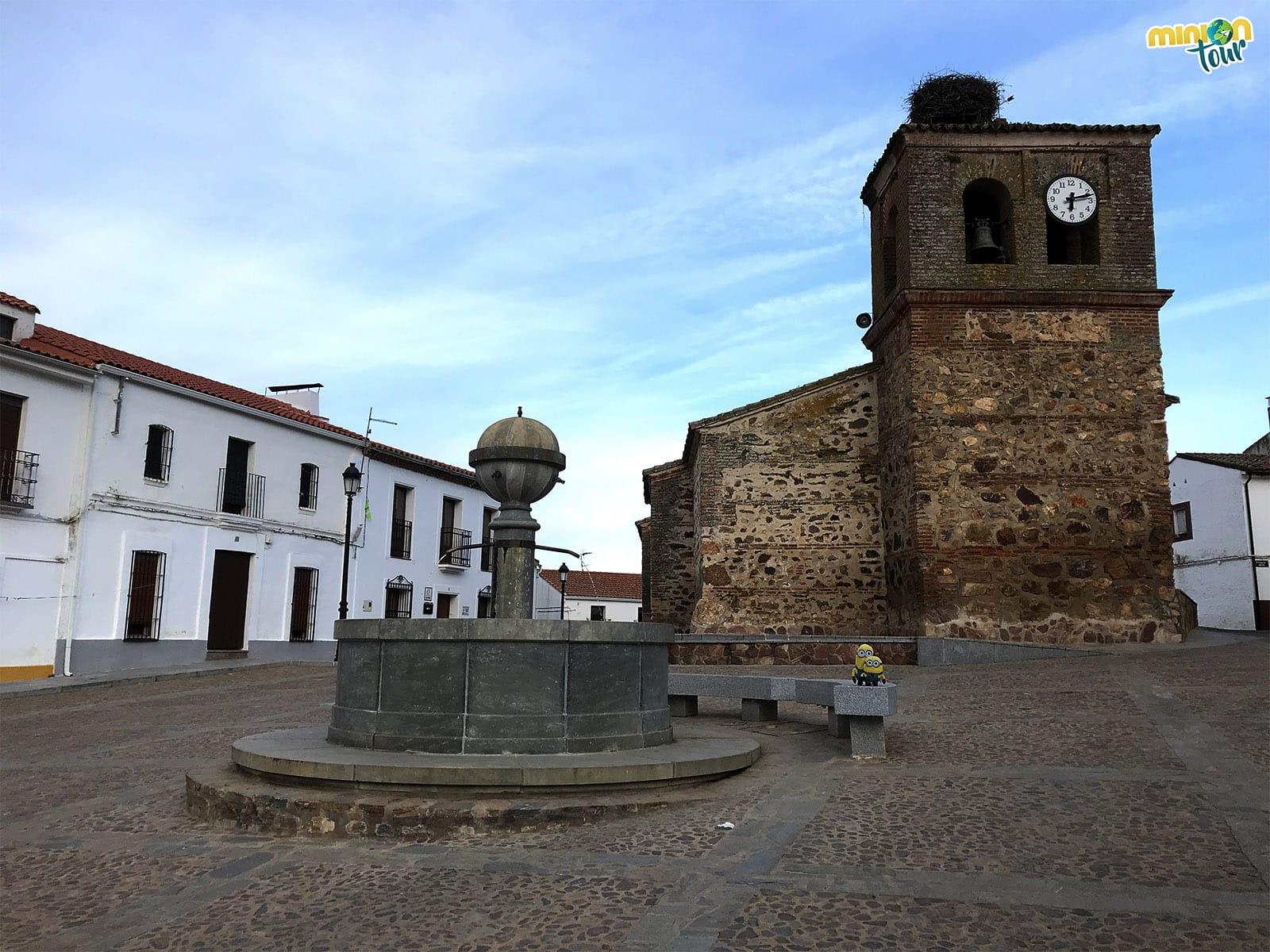 Iglesia de Peloche
