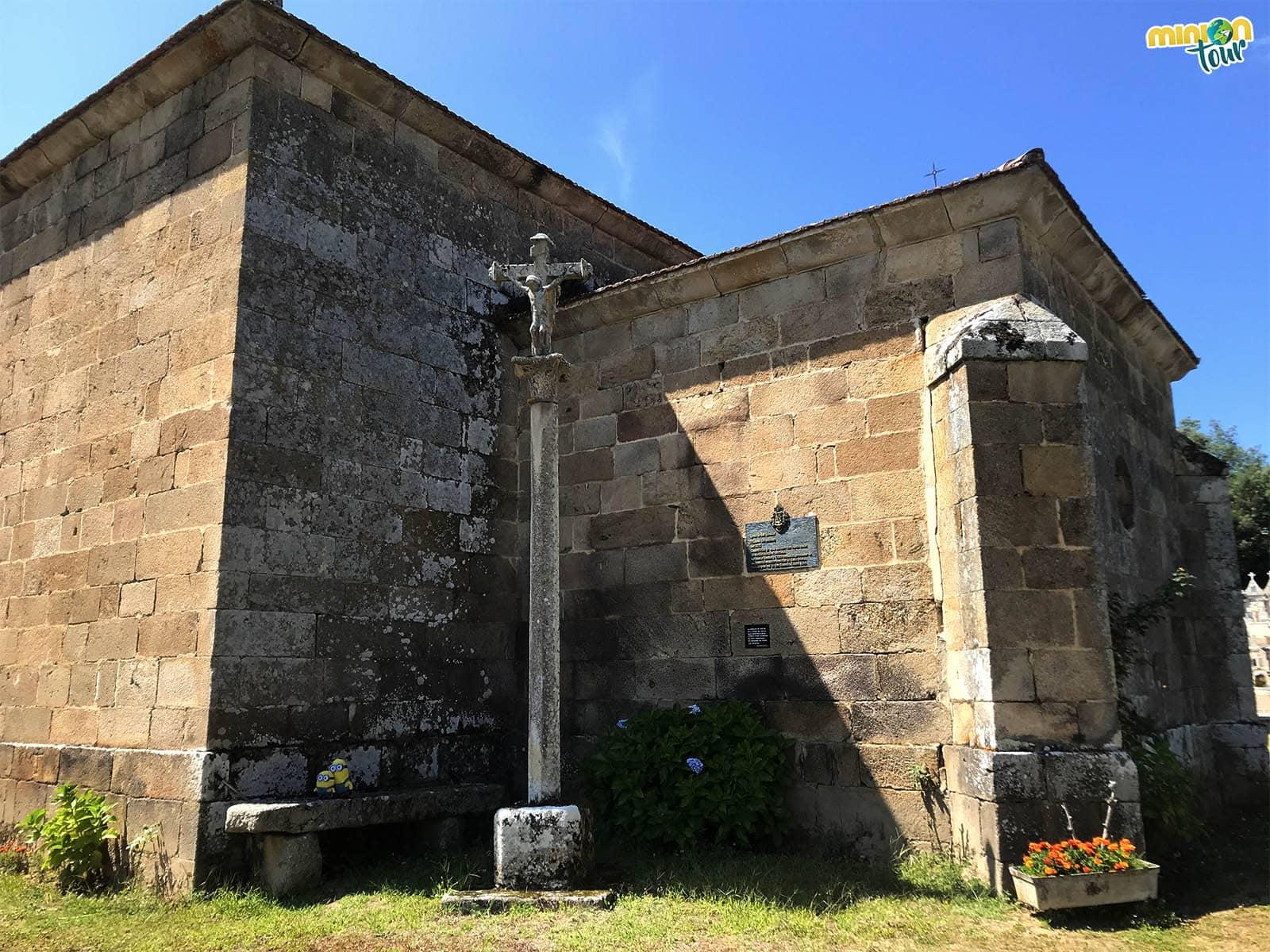Dos Minions en Vilanova dos Infantes