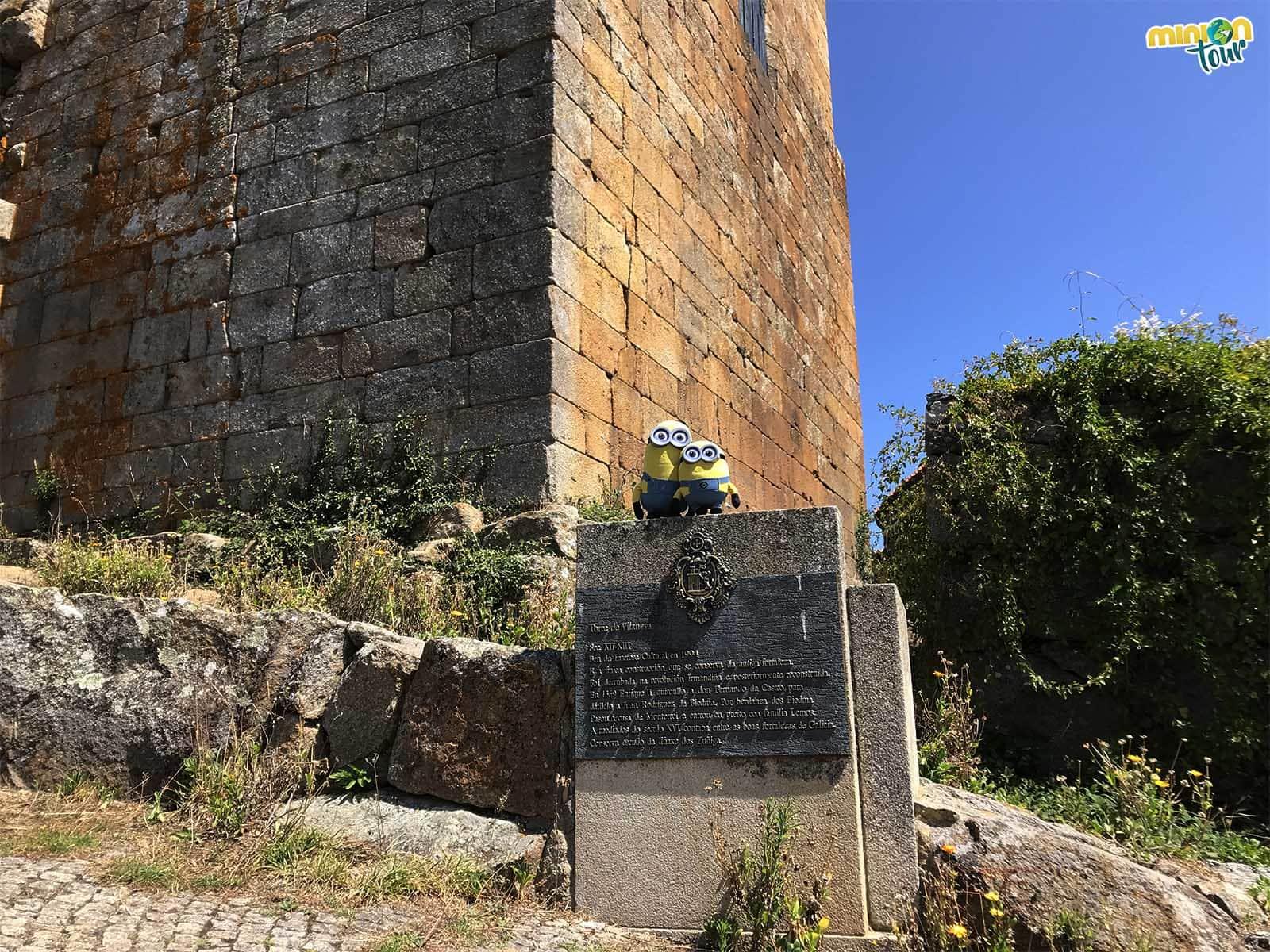 Descubriendo la historia de la Torre de Vilanova dos Infantes