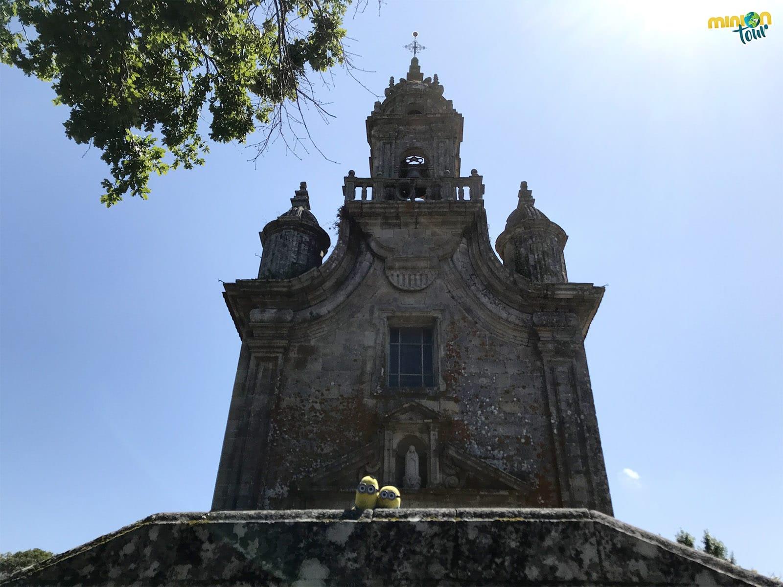 Conocemos la casita donde vivía la Virgen del Cristal