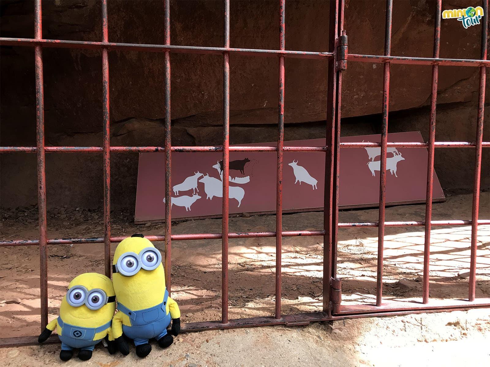 En la España Vaciada también hay pinturas rupestres como las de Albarracín