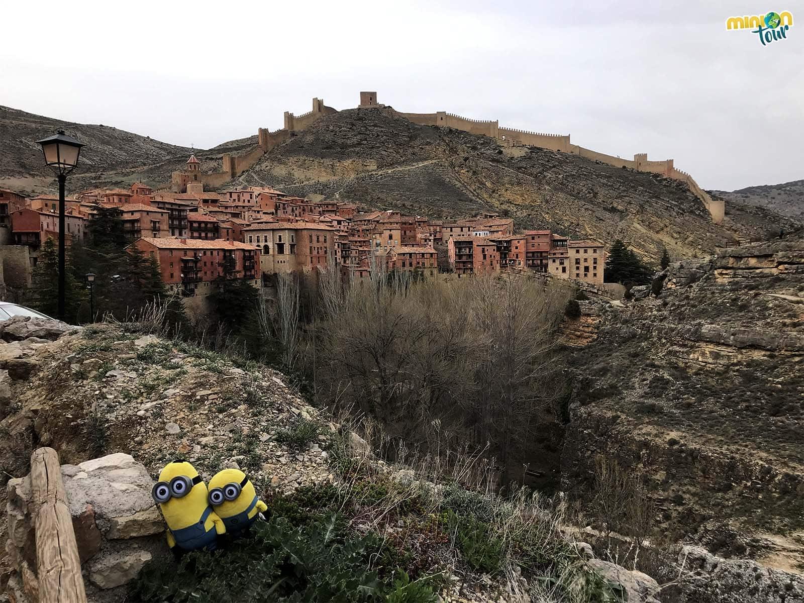 Panorámica de Albarracín, una de las vistas que no te puedes perder