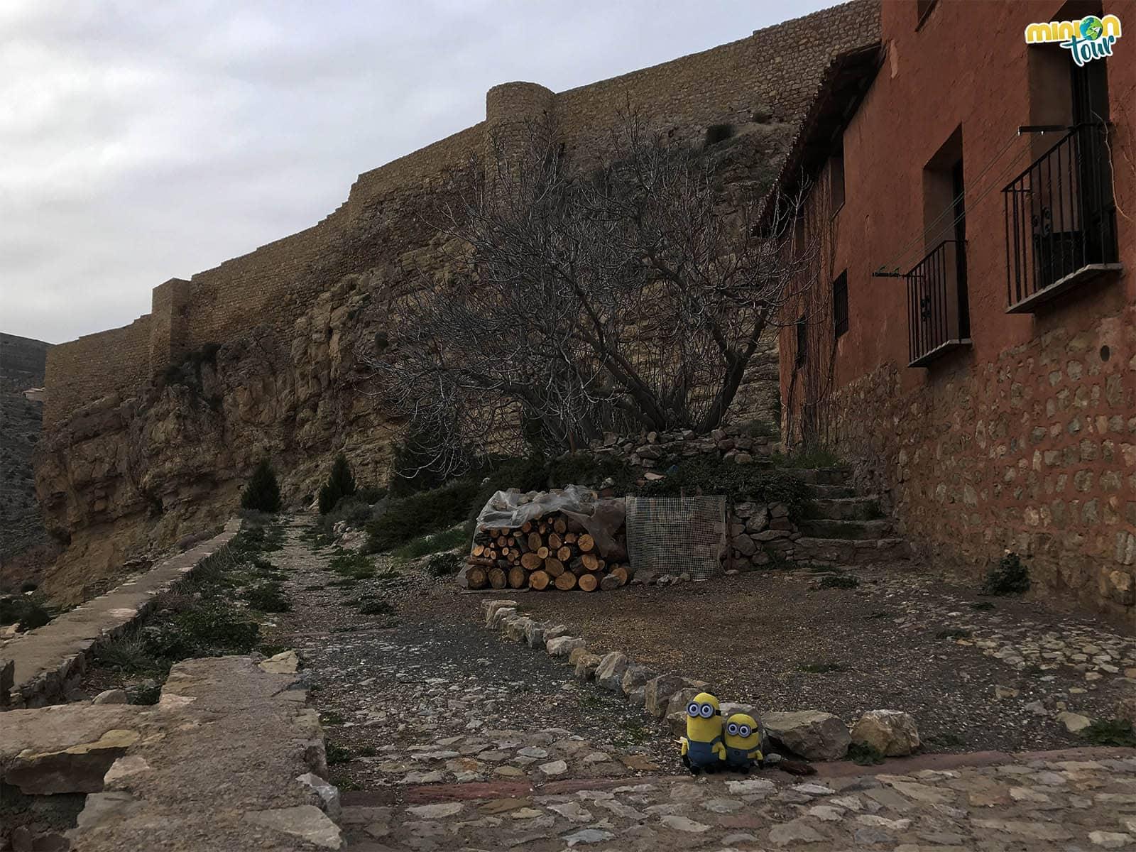 Murallas del castillo de Albarracín