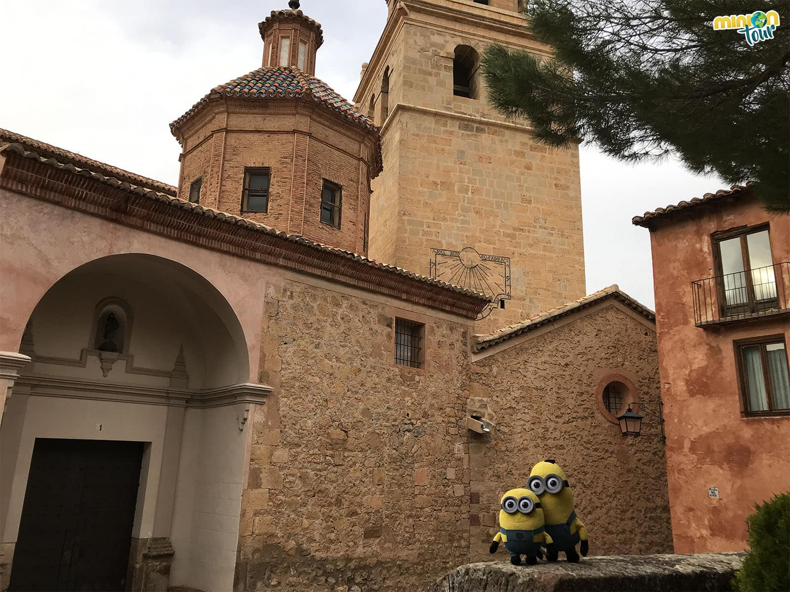 La Catedral del Salvador, una de las cosas que tienes que ver en Albarracín