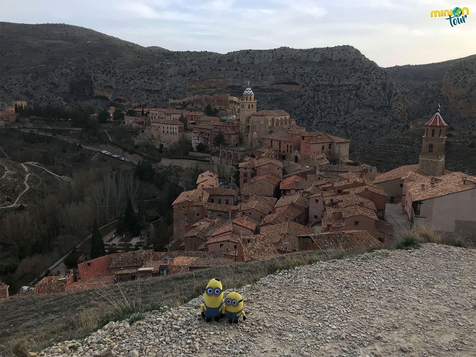 Albarracín desde arriba
