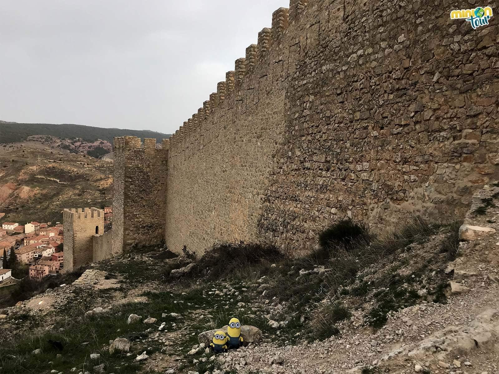 Albarracín y sus murallas