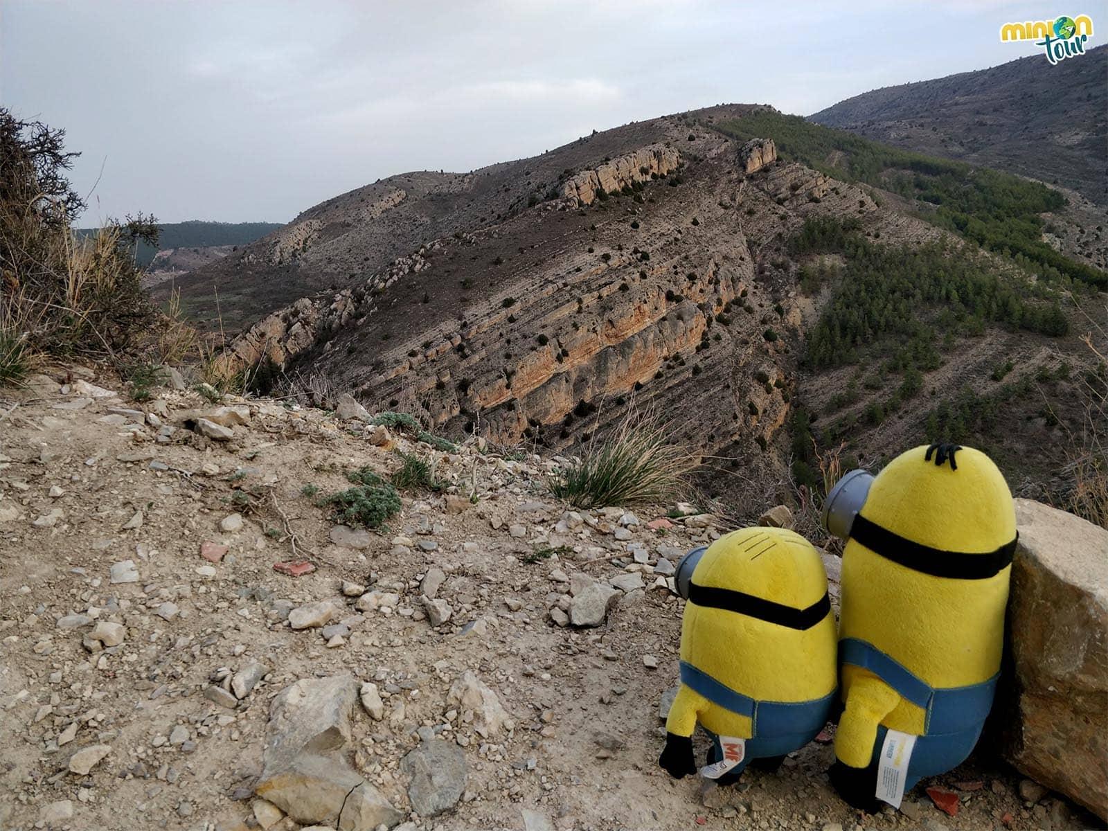 El enclave de Albarracín